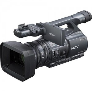 2db Sony HDR-FX1000E